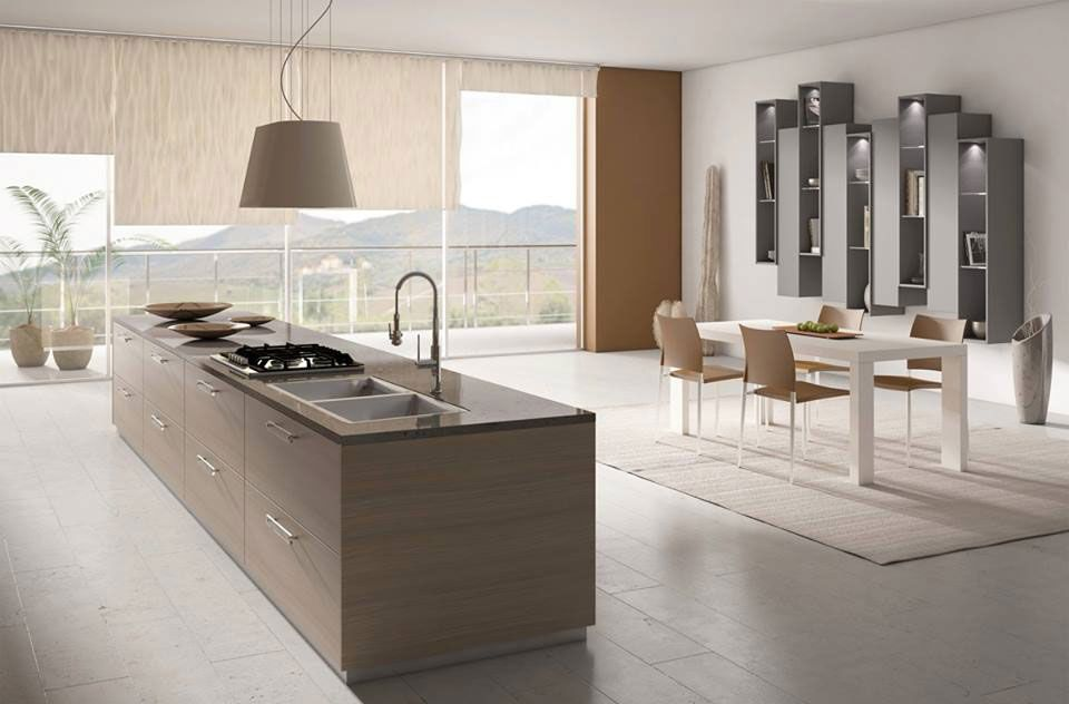Gorgeously minimal kitchens with perfect organization openness minimal and organizations