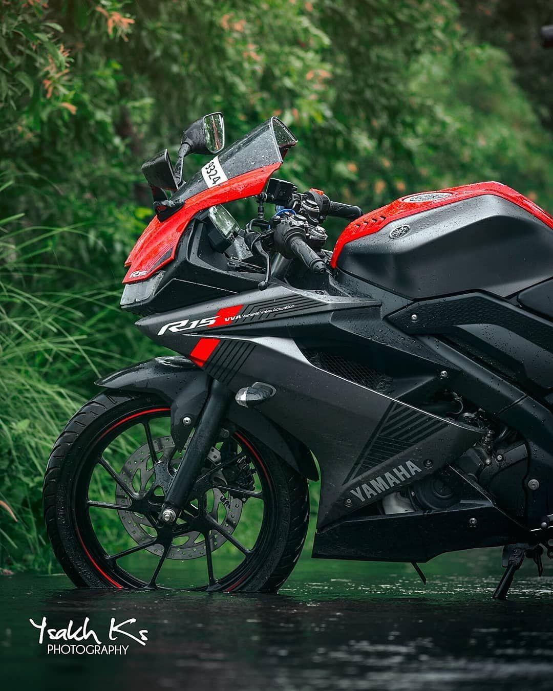 Rajinikant R15 Yamaha Yamaha Bikes Bike Pic