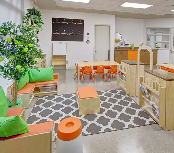 Cpe Premier Pas Local 2 Ans 03 Design De Garderie Amenagement De Garderie Decoration Garderie