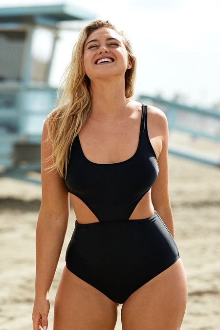 Aerie Super Scoop One Piece Swimsuit by: Aerie @American