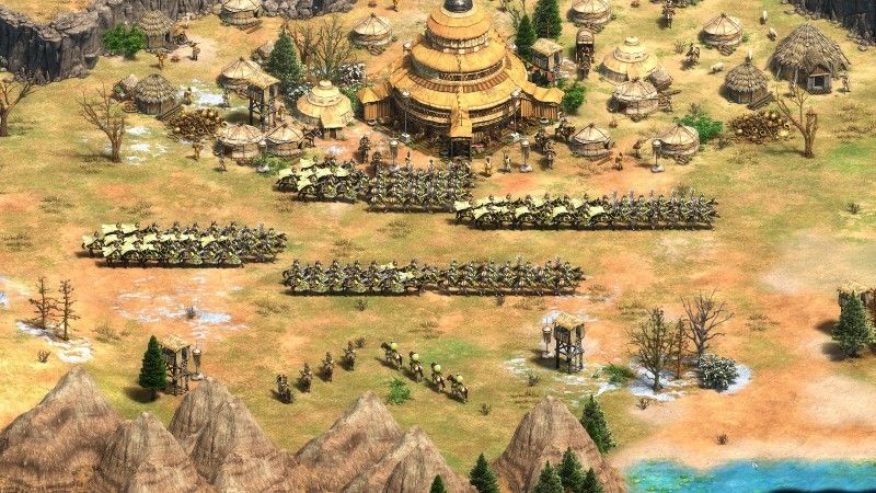 How Age Of Empires Ii Definitive Edition Hopes It Is Living Up To