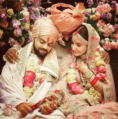 Virat and Anushka Couples Pinterest