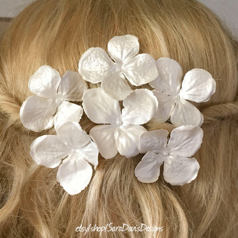 White Flower Hair Clips Wedding Images Fresh Lotus Flowers