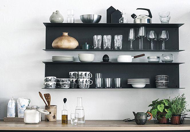 cucina-senza-pensili | Mansarda nel 2019 | Ikea, Kitchen e Kitchen ...