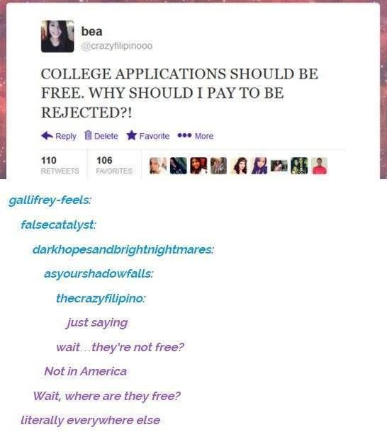 Tumblr Levels Of Education College Survival Guide Funny Text Posts