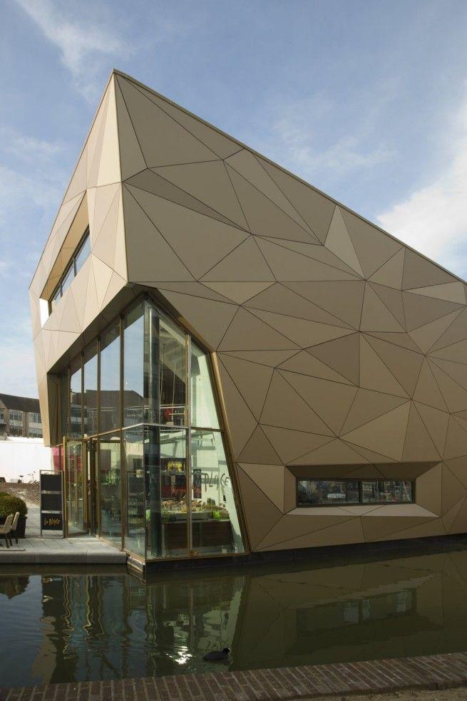 Trespa Contemporary Architecture Facade Architecture