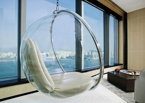Swing Chair Benefits Animal Print Having Hanging Bubble Chairs Your Home Office Inspiritoo Com