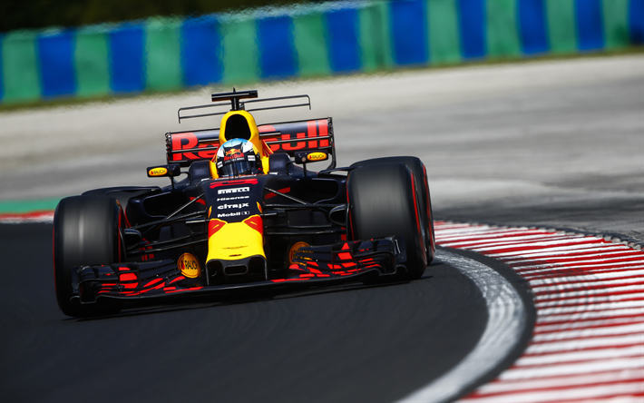 download wallpapers 4k daniel ricciardo formula one f1