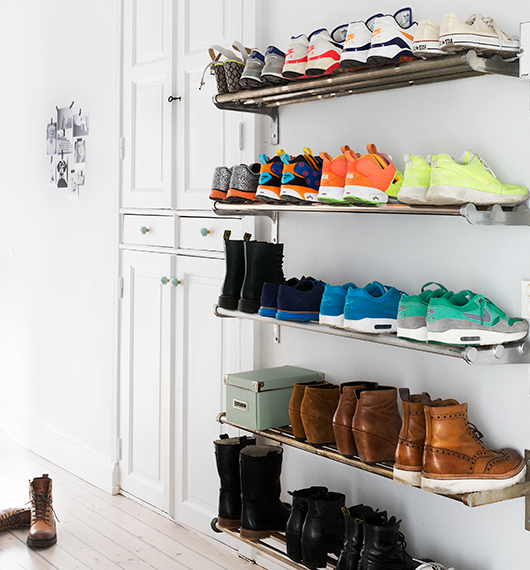 Foyer Shoe Storage Entryway Small Spaces