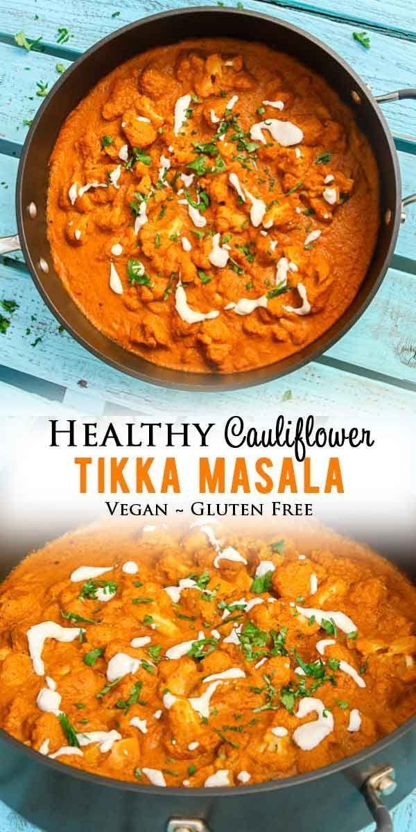 Photo of Cauliflower Tikka Masala – New Ideas
