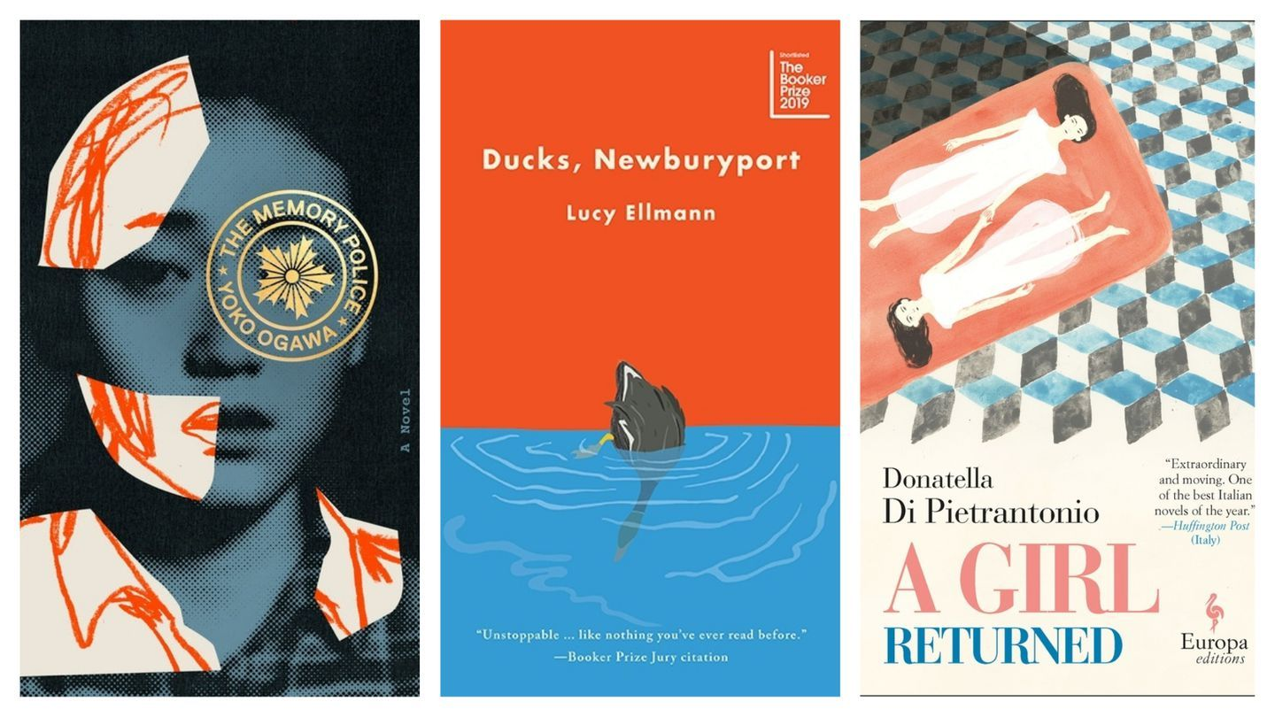 50 Notable Works Of Fiction In 2019 Good Books 100 Best Books Fiction