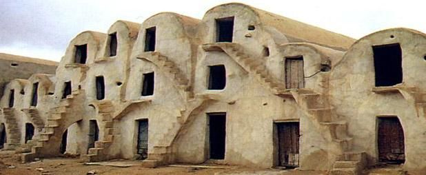 Built in Wilaya province of Ghardaïa by the Ibadites, M'Zab Valley is a World Heritage site in Sahara Desert