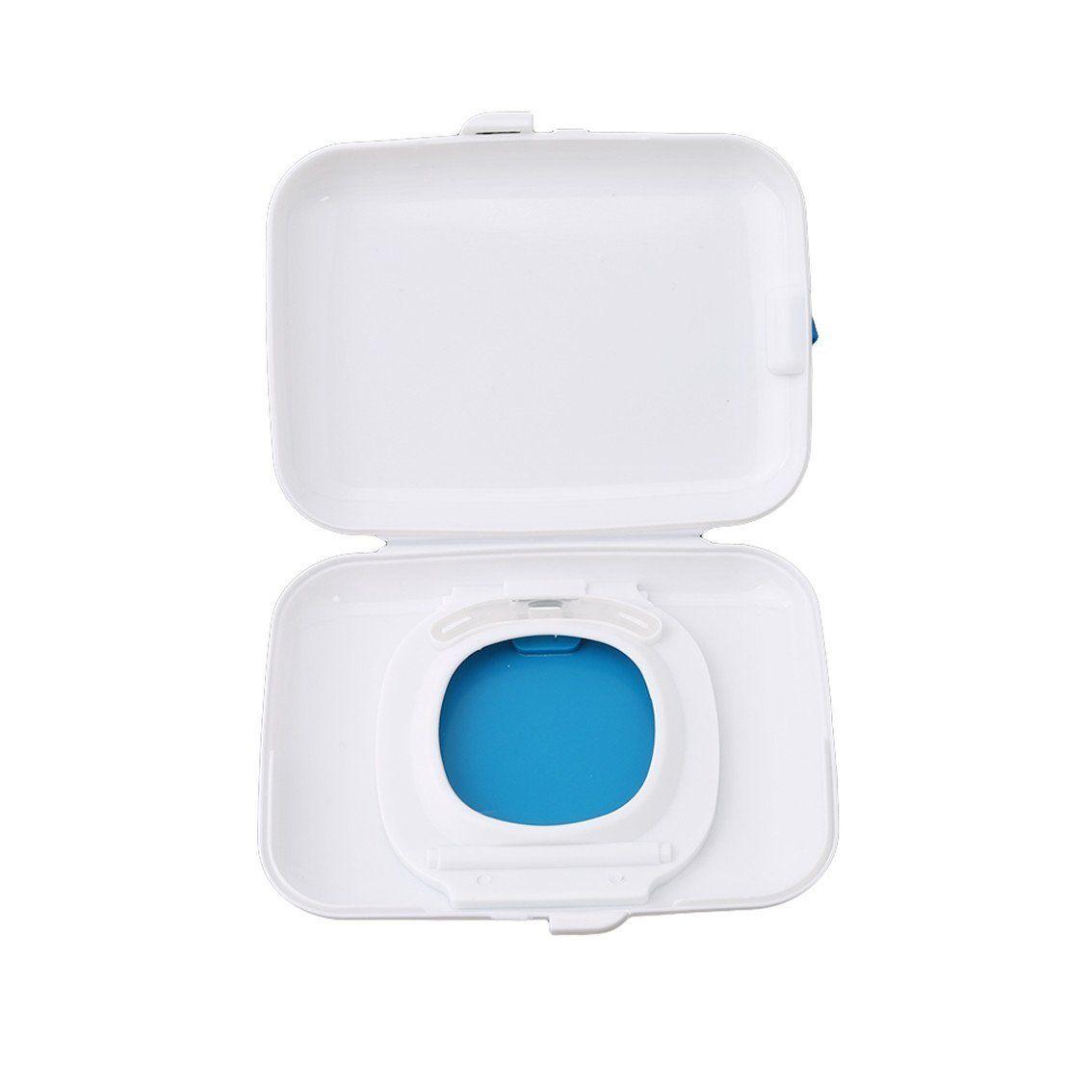 Amazon.com: Yesido. Outdoors Wipes Towel Box Portable Wet Tissue Box ...