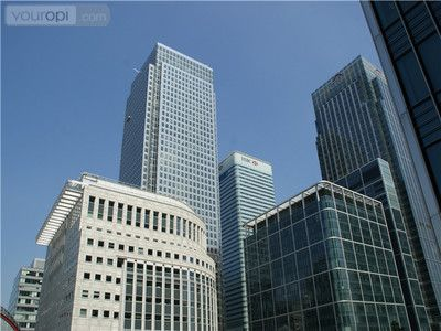 Canary Wharf - Districts