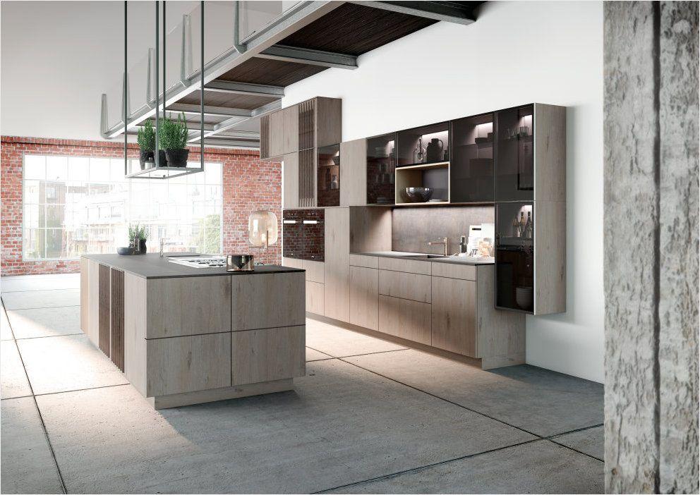 New ALNO 2017 - ATTRACT  STRUCT New 2017 ALNO kitchens - DESIGN