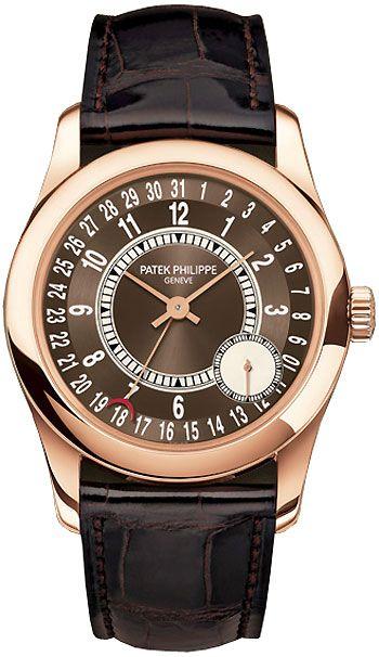 57ad4e6a3aa Patek Philippe Calatrava Relógios Masculinos