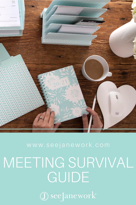 Seejanework: Meeting Survival Guide In 2020