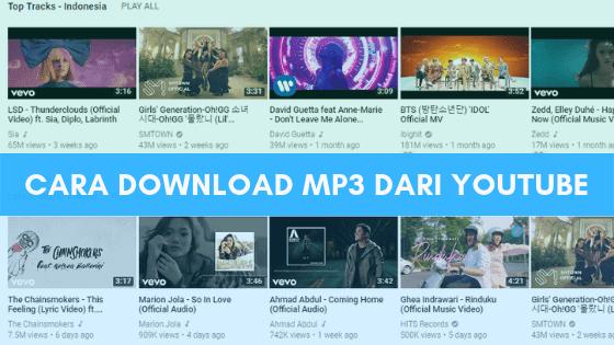 Cara Download Mp3 Dari Youtube Di Android Dan Pc Hard Rock Video Musik Genre Musik