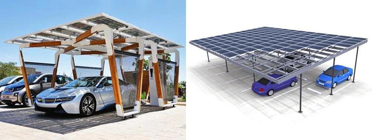Hot Item Aluminum Steel Solar Carport Kit Mount Anodized Aluminum Solar Mounting Car Port Bracket In 2020 Carport Kits Carport Solar