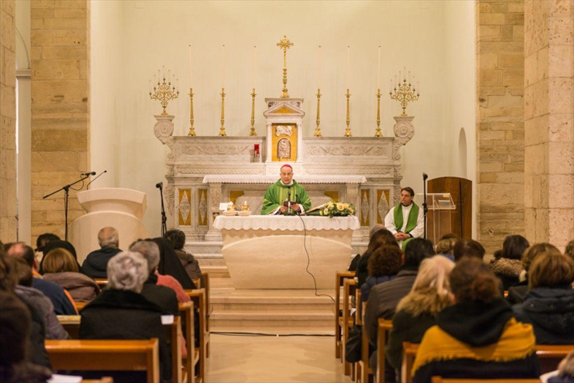 Homilía del Arzobispo Giovan Battista Pichierri de la Santa Misa transmitida por radio en Radio María