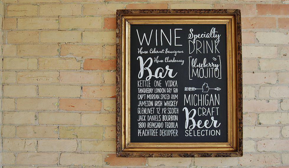 41+ Wedding chalkboard signs for sale info