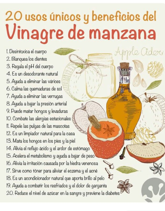 Pin De Socorro Arreola En Detox Other Remedies Beneficios Del Vinagre De Manzana Vinagre De Manzana Recetas Para La Salud