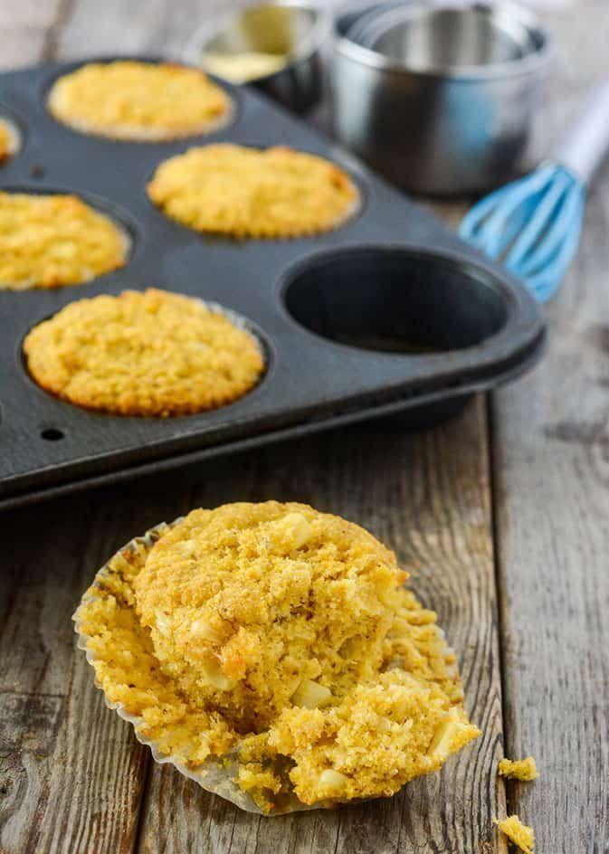 Corn Muffins Recipe Vegan Gluten Free