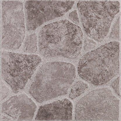 Feinsteinzeug Brenta Grau Steinoptik 32,5 cm x 32,5 cm - badezimmer farbe obi