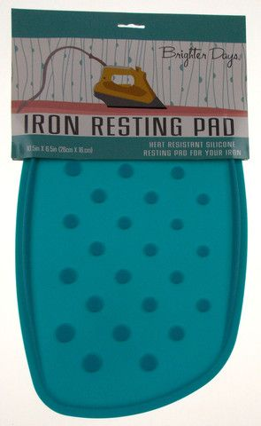 Capri Blue Iron Resting Pad Heat Resistant Silicone Morgan Home Brighter Days - FUNsational Finds - 1