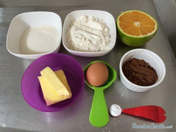 Receta de Torta de naranja y chocolate   Receta   Receta de torta ...