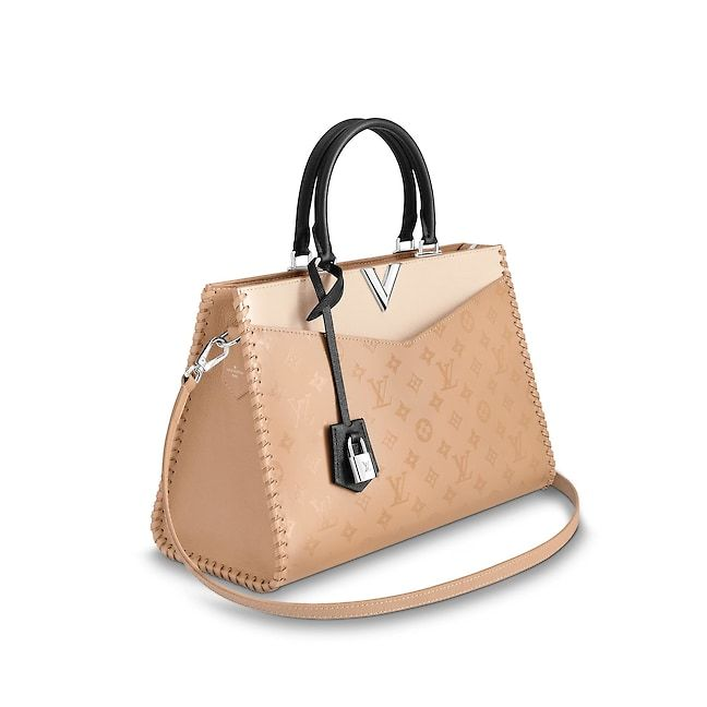 9e56d2a338e7 View 2 - View 2 - Very Leather HANDBAGS Business Bags Very Zipped Tote