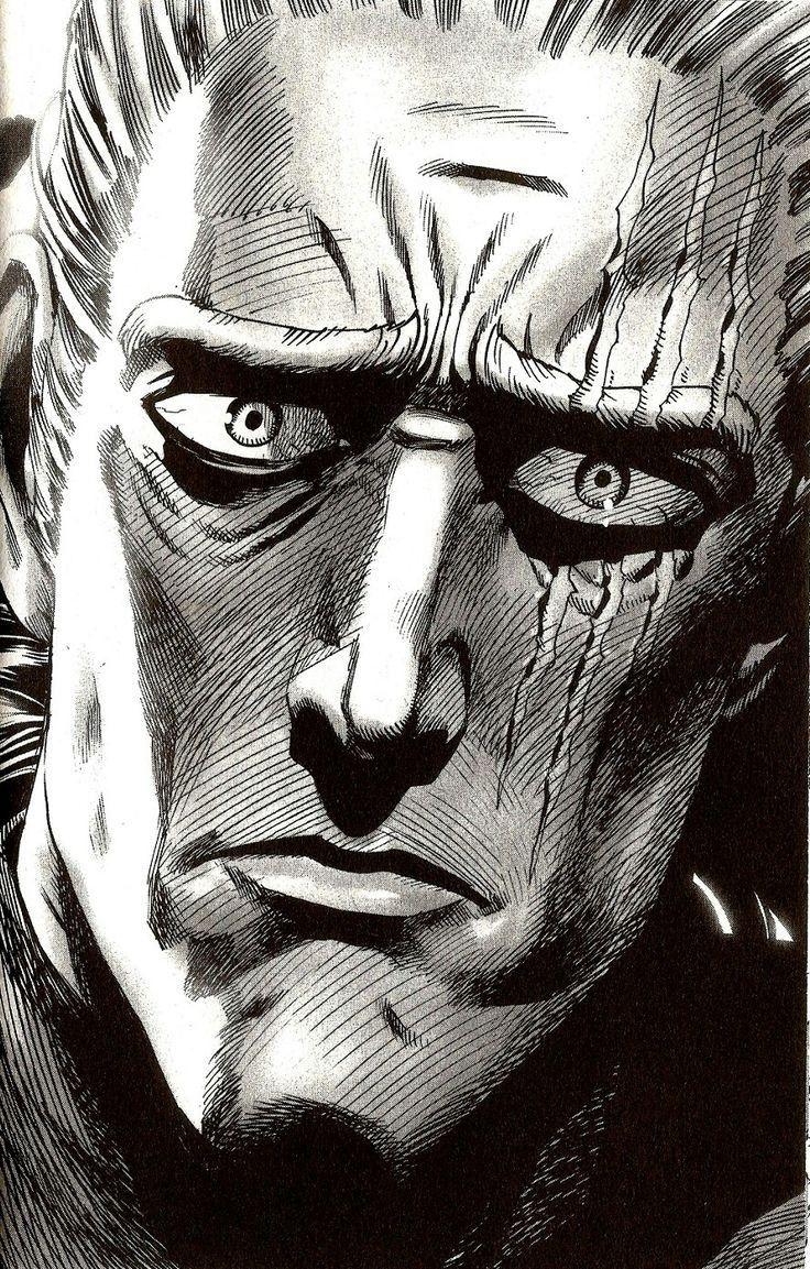 Scary sketch but funny Manga de one punch man, Dibujos