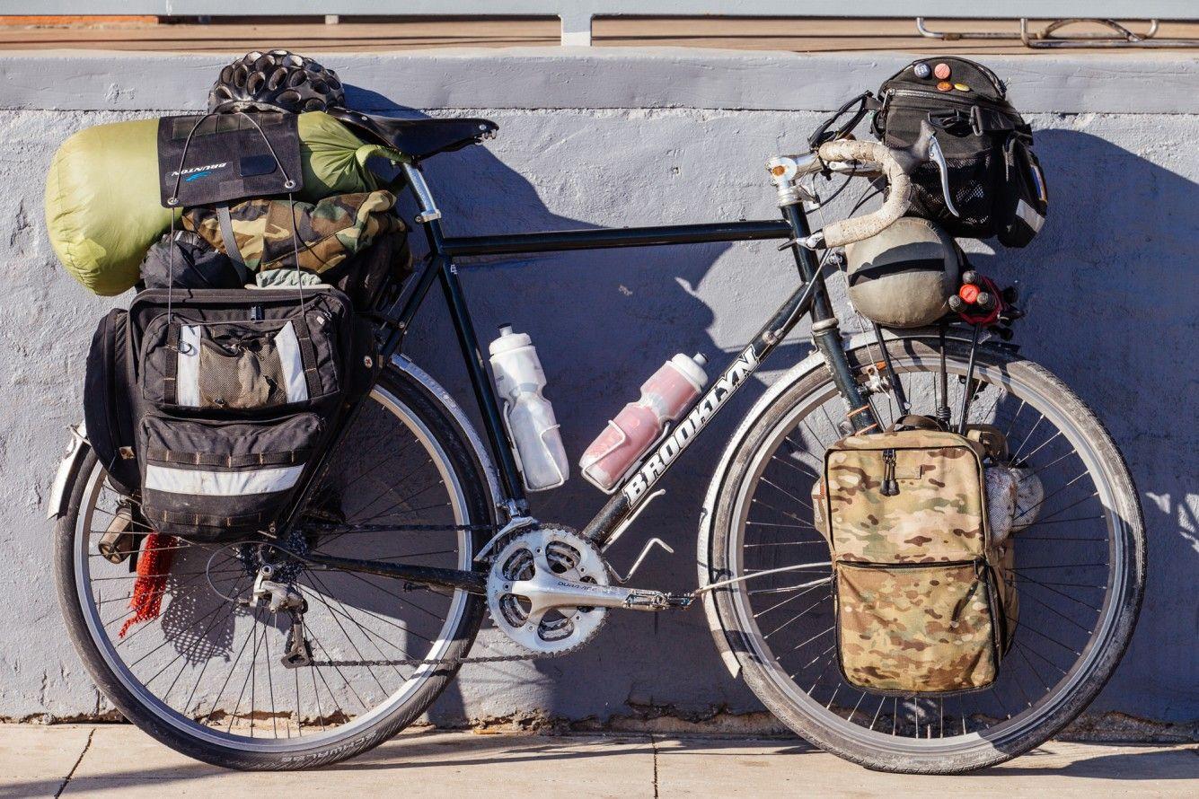Doug's Custom Brooklyn Machine Works Touring Bike - The Radavist