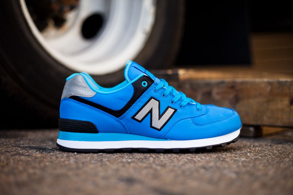 new balance 574 original Blue
