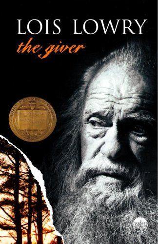 The Giver by Lois Lowry, http://www.amazon.com/dp/0385732554/ref=cm_sw_r_pi_dp_ODYJpb0Q4KJG8