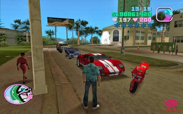 Download Gta Vice City Apk Appmirror Com 1 0 7 Grand Theft Auto City Games Download Games