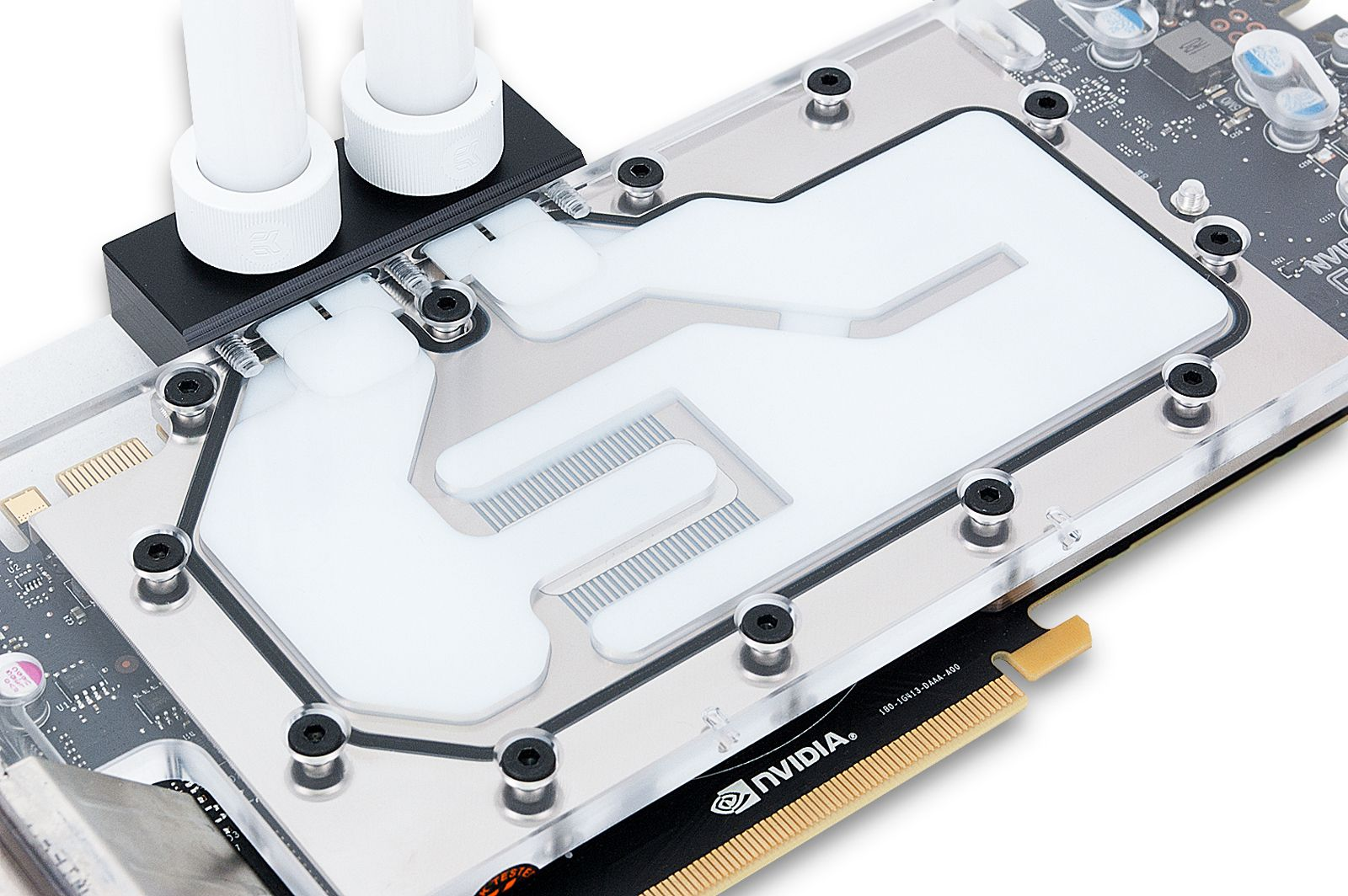 Ek Unveils New Nvidia Geforce Gtx 1080 Water Blocks Watercool