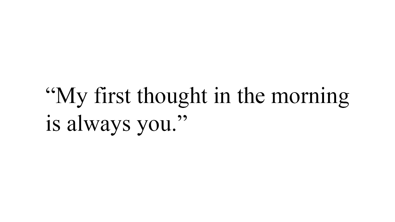 Quotes Miss You First