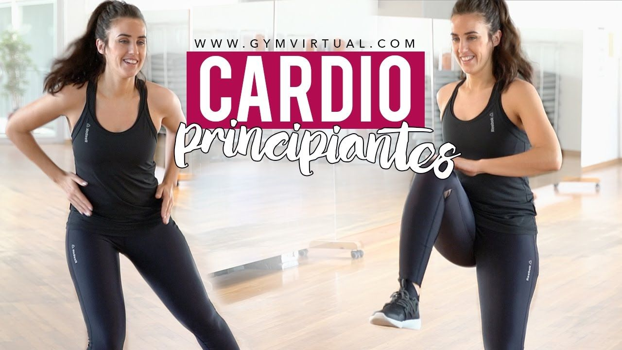 Cardio Para Principiantes Rutina De 5 Minutos Cardio Rutina Cardio Ejercicio Para Perder Peso