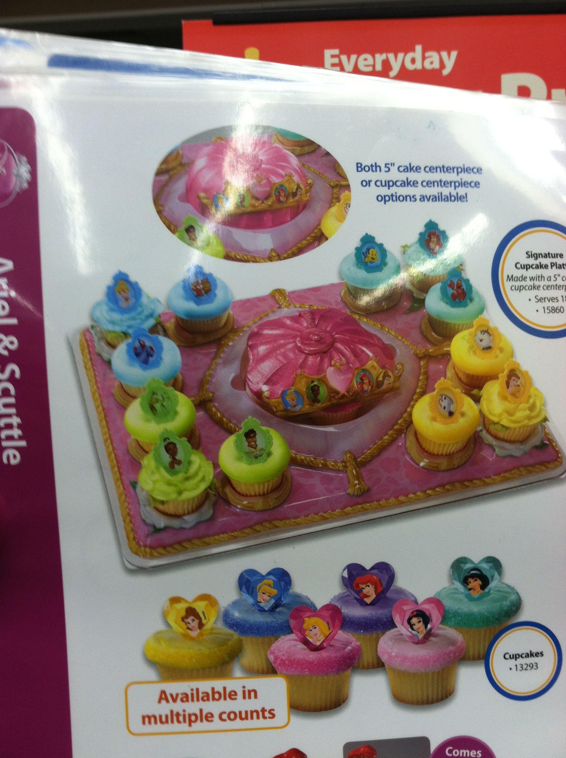 Princess cupcakes $19 48 at Walmart | Princess Party