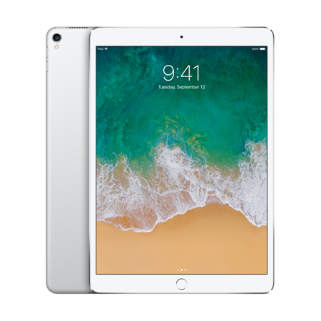 Apple 10.5-inch iPad Pro Wi-Fi 256GB Silver - Walmart.com