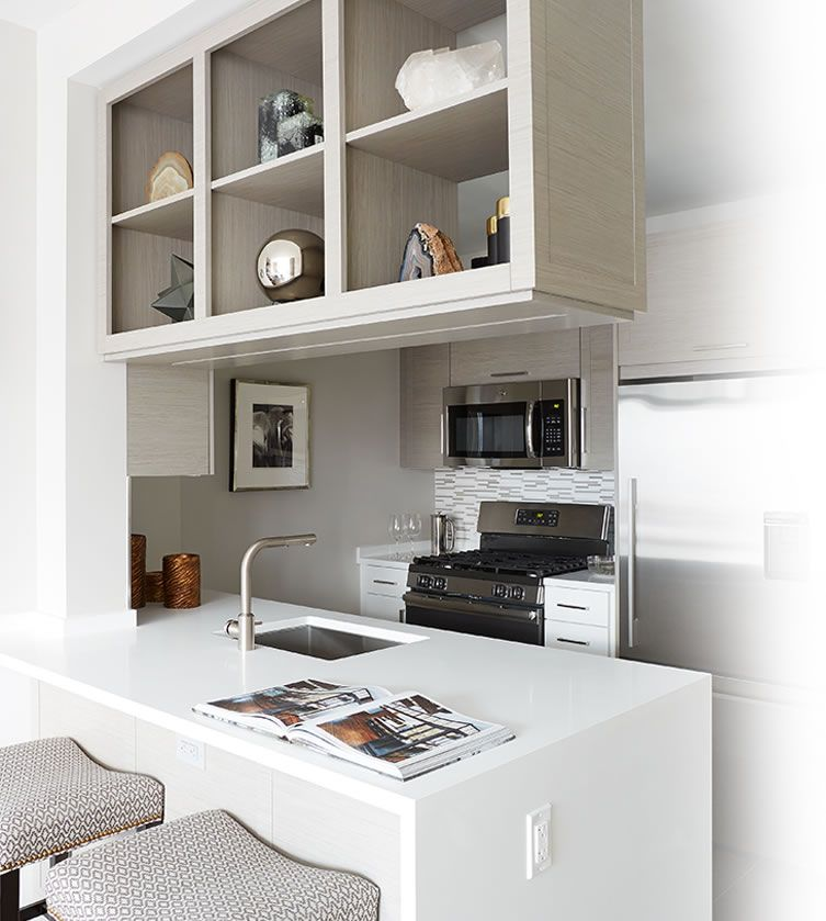 555 Ten Nyc Apt Interior | Midtown Manhattan Apartments | 555TEN Luxury  Rentals