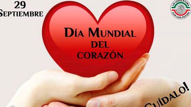 #Mañana 29 de septiembre: DIA MUNDIAL DEL CORAZON 2016 - La Licuadora: La Licuadora Mañana 29 de septiembre: DIA MUNDIAL DEL CORAZON 2016…