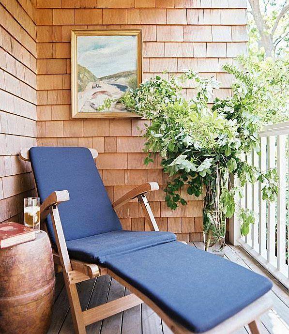 Terrazas y balcones decoracion decoraci n terrazas - Decoracion terrazas chill out ...