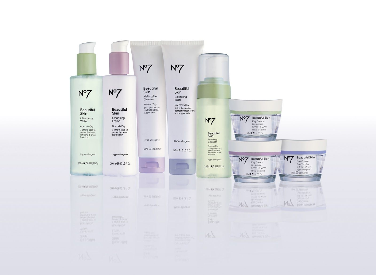 Boots No7 Beautiful Skin My New Favorite Skin Care Products From Target