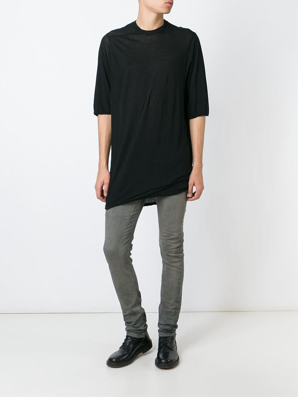 RICK OWENS DRKSHDW  jean skinny classique 305,00 €