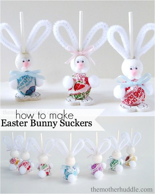 Pin by sharon lima on easter pinterest easter easter art and craft easter bunny suckers easter easy diy kids crafts party ideas easter crafts easter craft crafts for kids easter gifts diy diy ideas negle Images