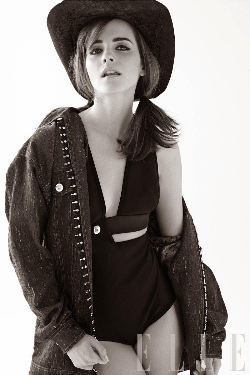 Emma Watson é a capa da Elle americana de Abril - Hollywood News