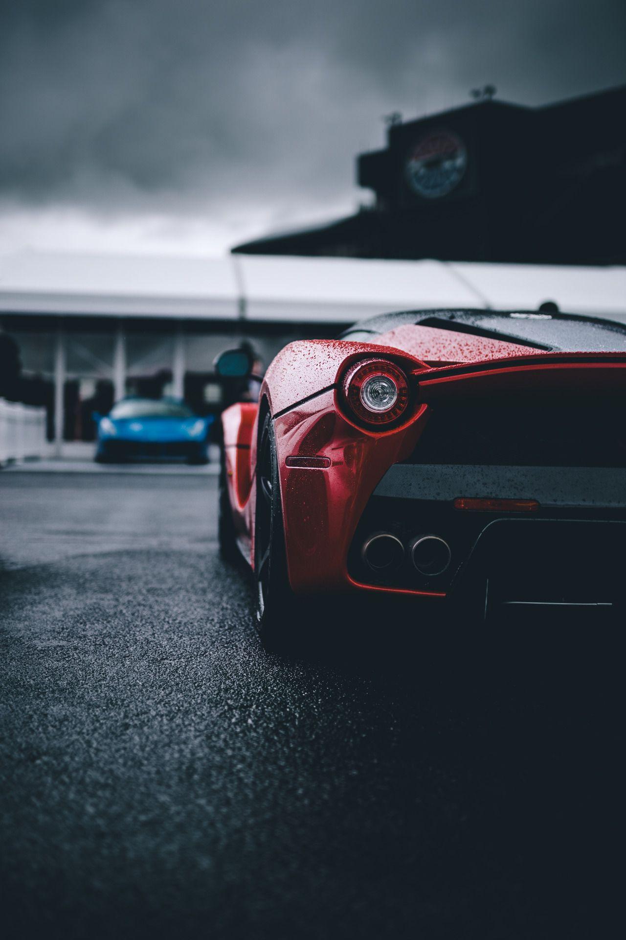 Dreamer Garage Photo Super Cars Car Wallpapers Ferrari Laferrari