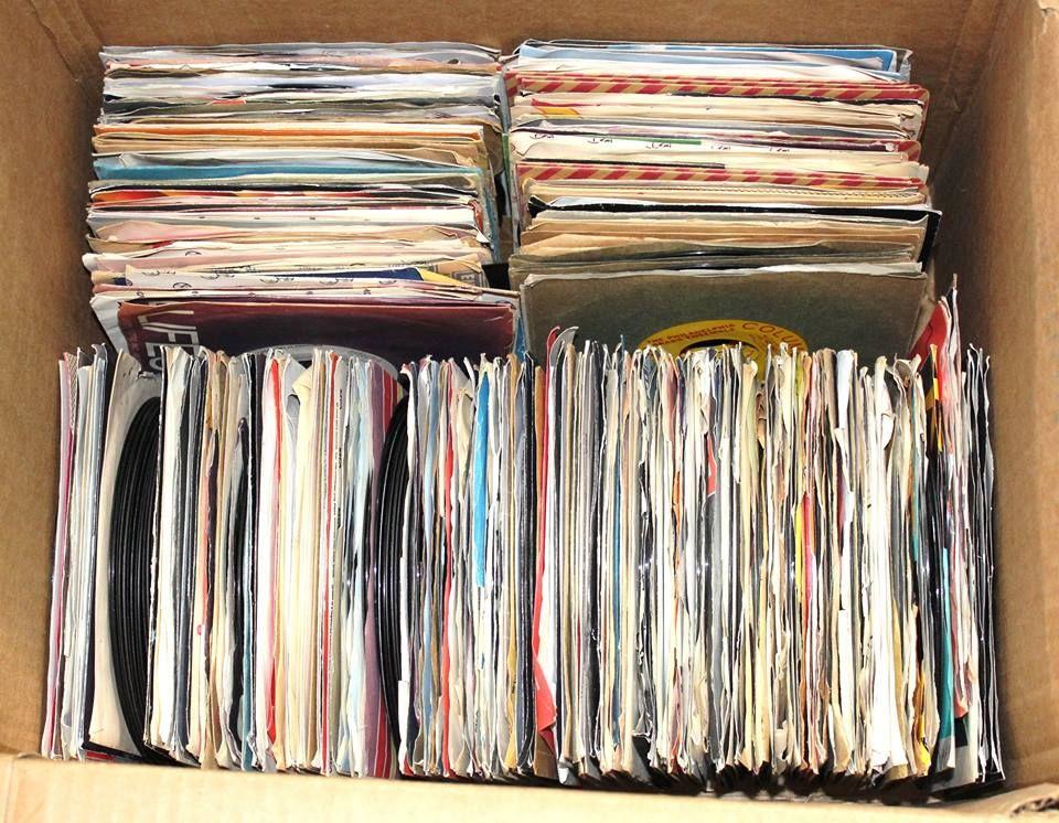 45rpm Vinyl Records
